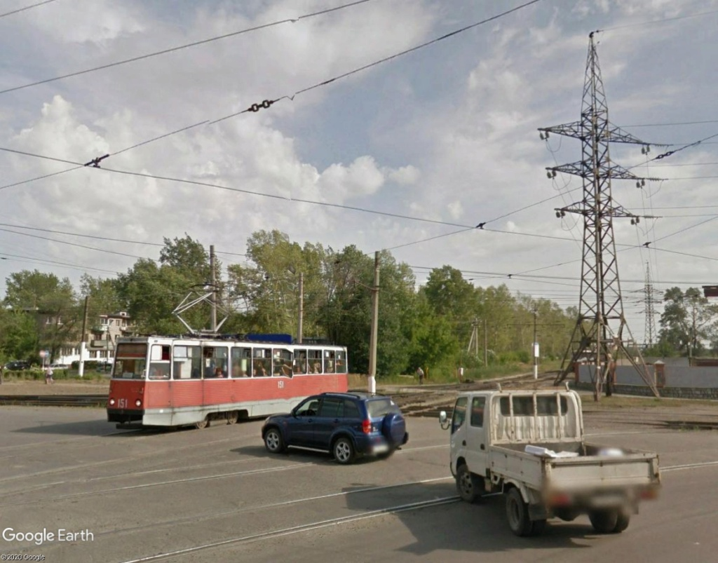 STREET VIEW : les tramways en action - Page 5 15110