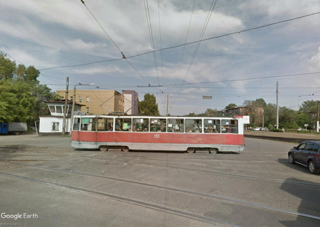 STREET VIEW : les tramways en action - Page 5 15210
