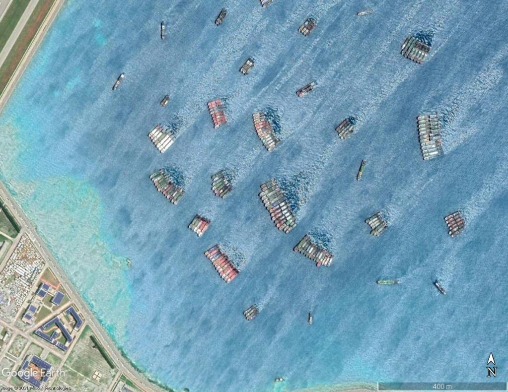 MER DE CHINE MERIDIONALE : la mainmise de la Chine... et le redécoupage des eaux territoriales 2019kk10