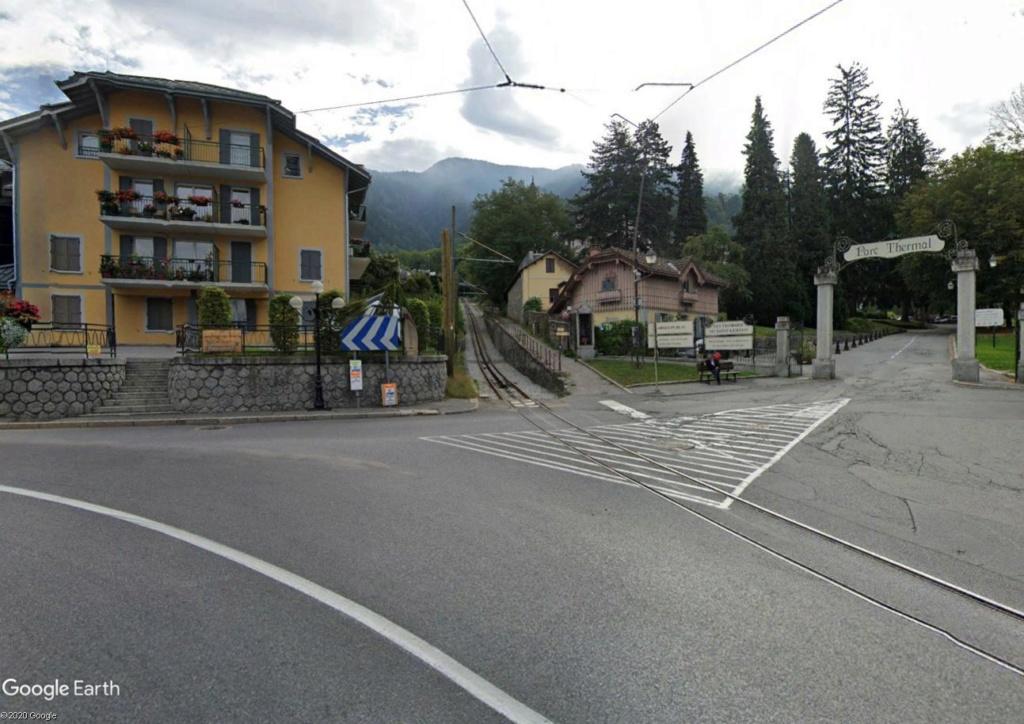 Le Tramway du Mont-Blanc : à l'assaut de la haute montagne 40010