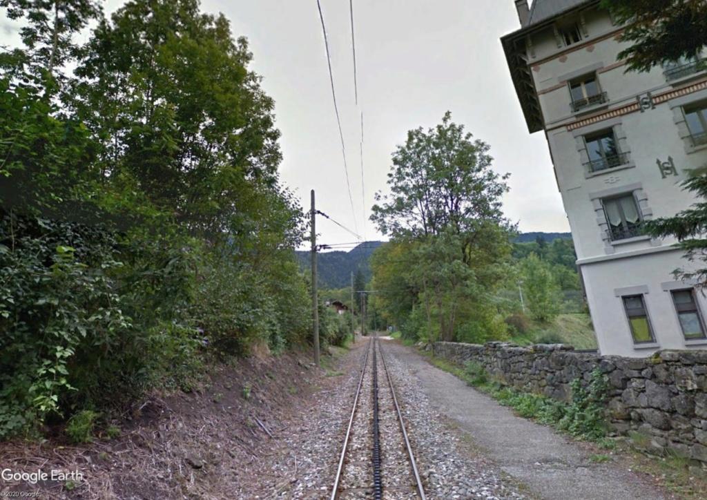 Le Tramway du Mont-Blanc : à l'assaut de la haute montagne 40110