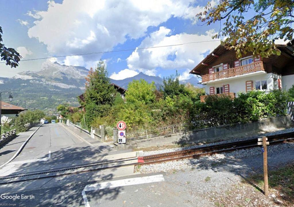 Le Tramway du Mont-Blanc : à l'assaut de la haute montagne 40210