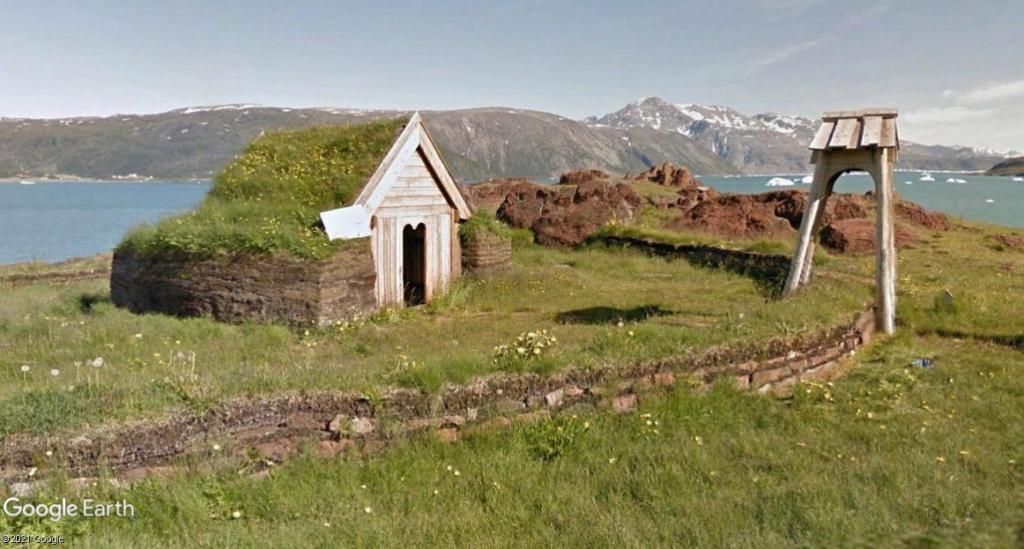 Traversée d'Qassiarsuk vers Narsarsuaq, Kujalleq au Groenland. 4erik10