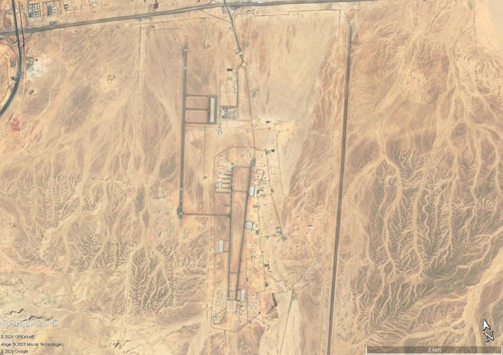 EGYPTE : la capitale ne sera bientôt plus Le Caire Aero11