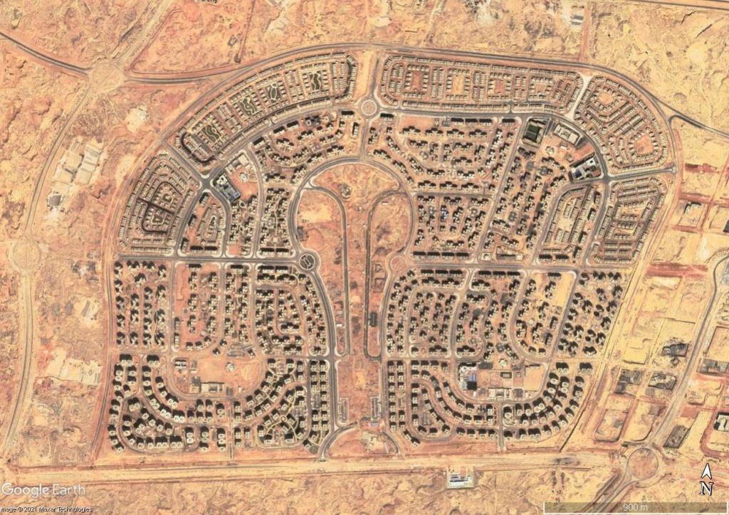 EGYPTE : la capitale ne sera bientôt plus Le Caire Aerogh10