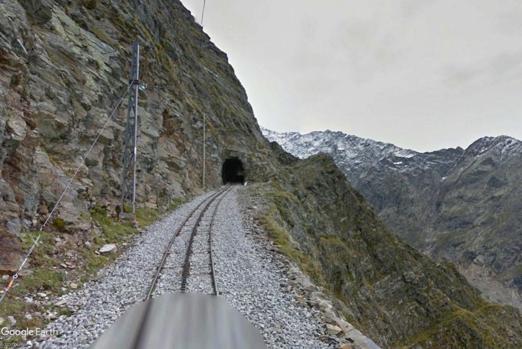 Le Tramway du Mont-Blanc : à l'assaut de la haute montagne Ambian10
