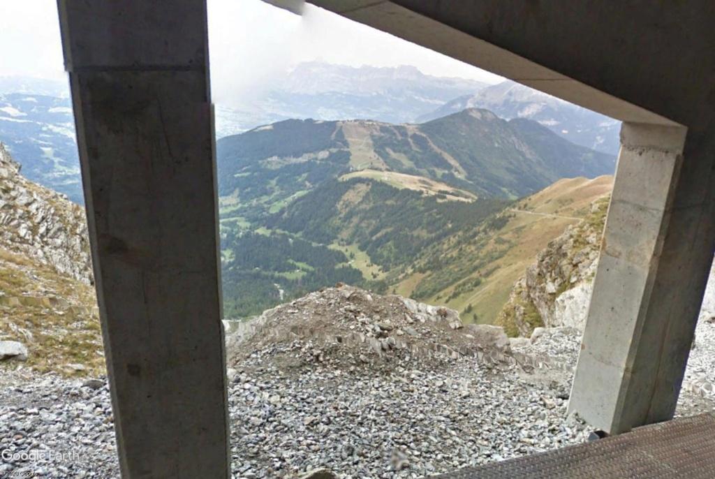 Le Tramway du Mont-Blanc : à l'assaut de la haute montagne Ambian11