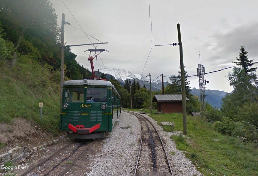 Le Tramway du Mont-Blanc : à l'assaut de la haute montagne Anne10