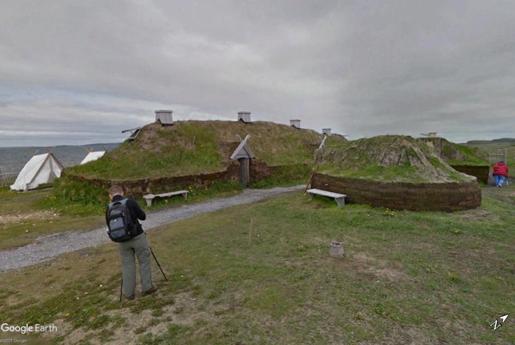 Empreintes scandinaves en Amérique du Nord Anse310