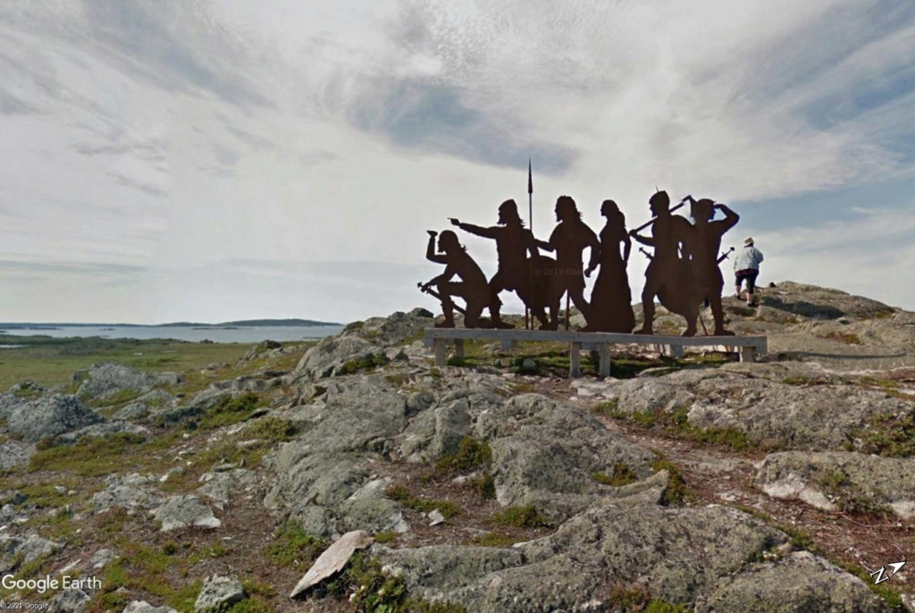 Empreintes scandinaves en Amérique du Nord Anse510