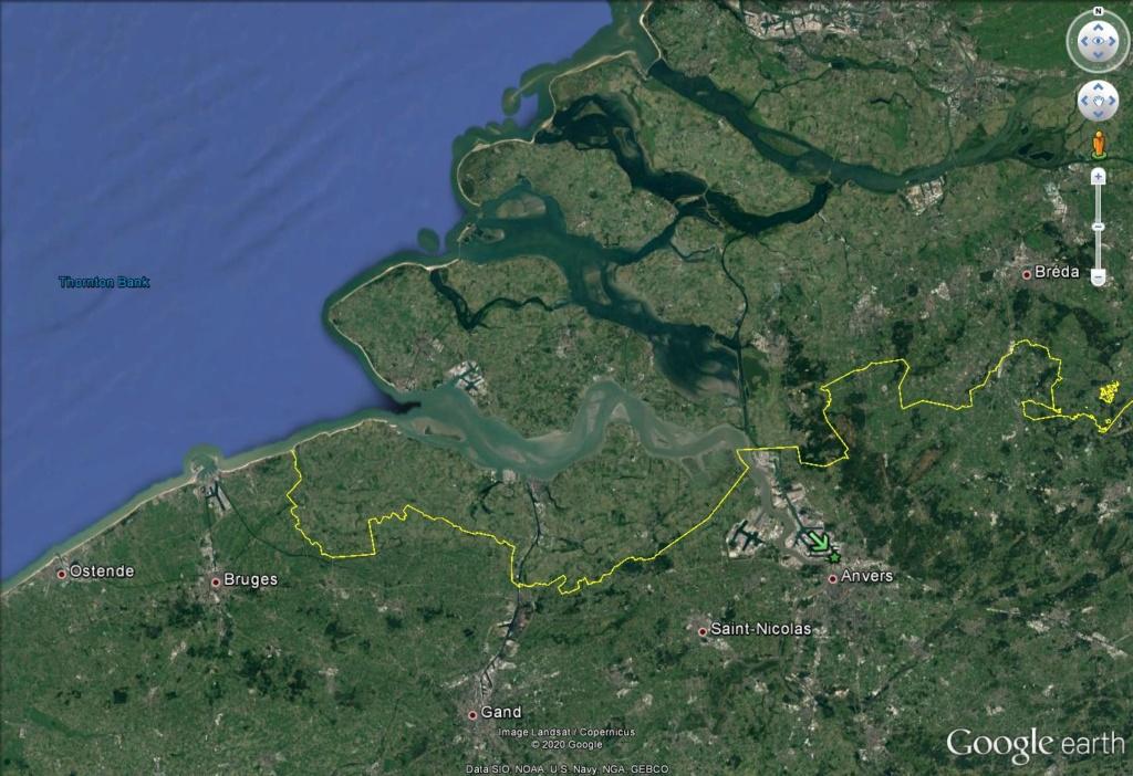Le nouveau siège du port d'Anvers Anvers10