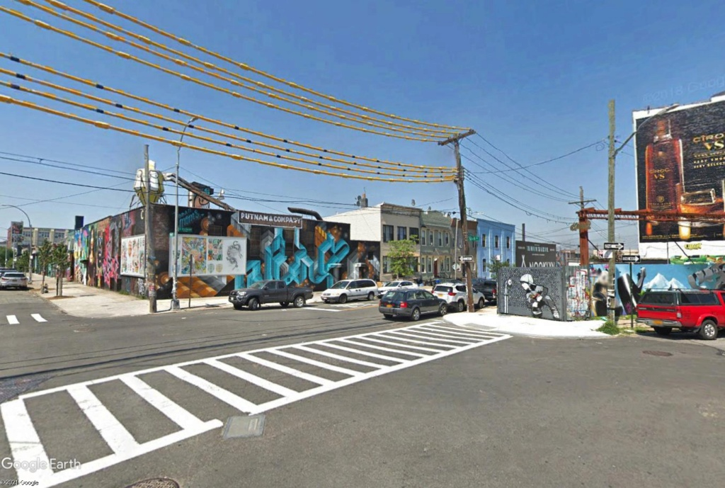 The Bushwick Collective : spot de street art à Brooklyn Aprzos12