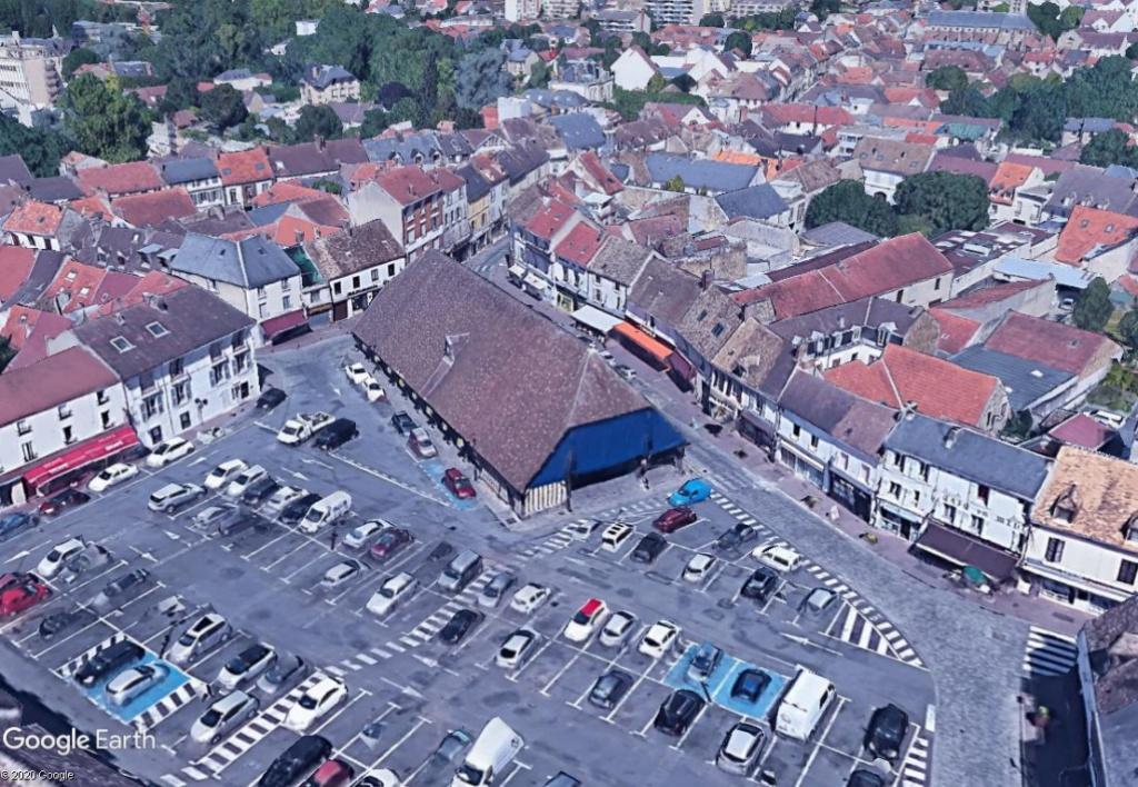 STREET VIEW : halles et marchés couverts - Page 4 Arpajo13