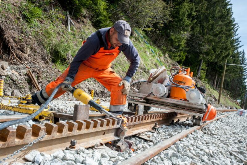 Le Tramway du Mont-Blanc : à l'assaut de la haute montagne Avant-10