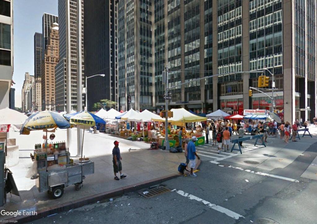 New York : il se passe quelque chose sur la sixième avenue Ave110