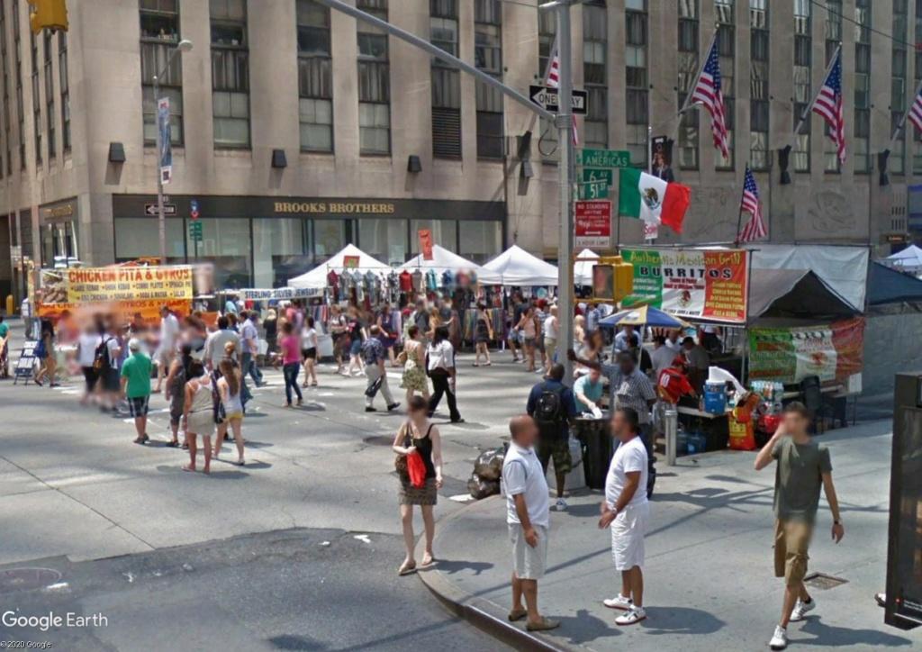 New York : il se passe quelque chose sur la sixième avenue Ave310