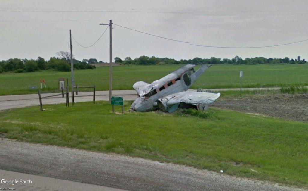 Crash d'avion dans l'Illinois Avion210