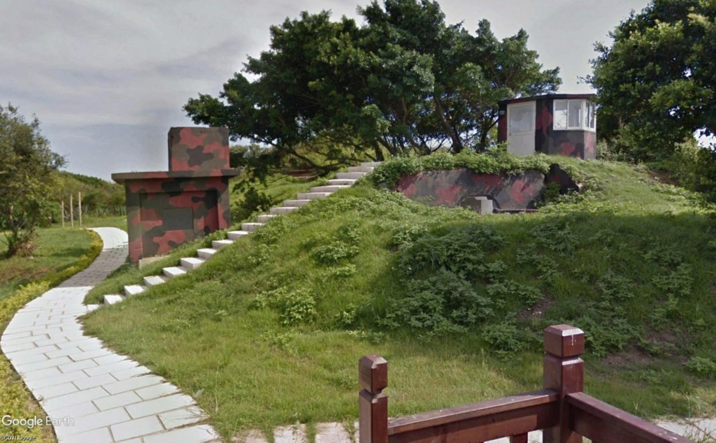 Les îles de Taïwan  B11