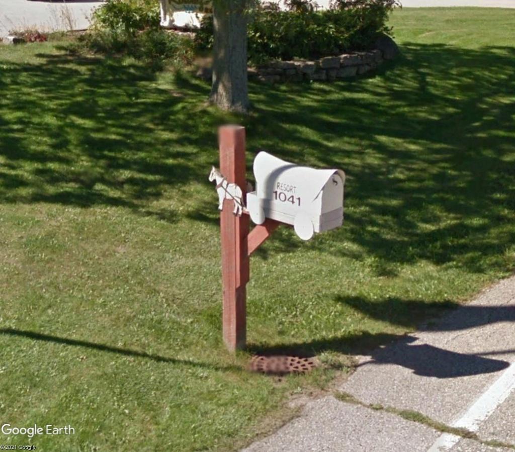 Street View : Les boites aux lettres insolites - Page 6 Bal11