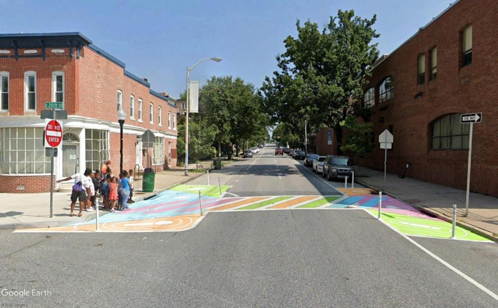 Rues peintes (street painting) - Page 2 Baltim10