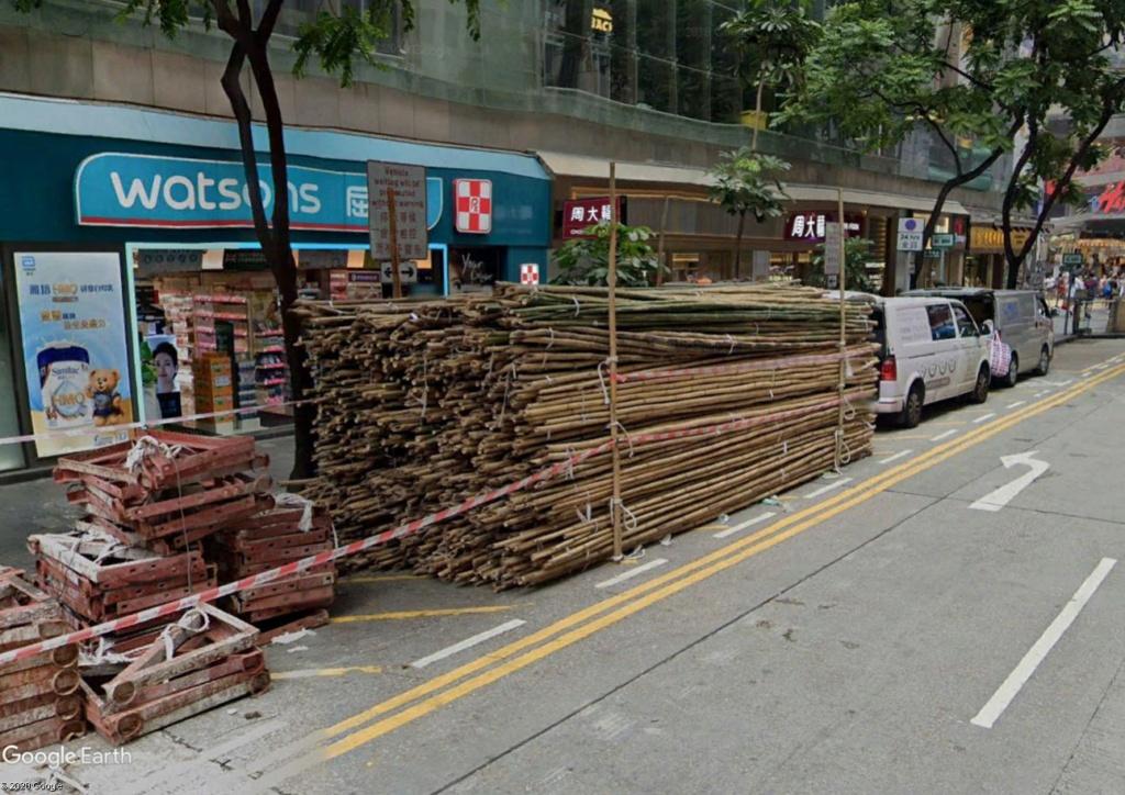 """Hong Kong à l'heure de la """"normalisation"""" : un voyage en images Bambou10"""