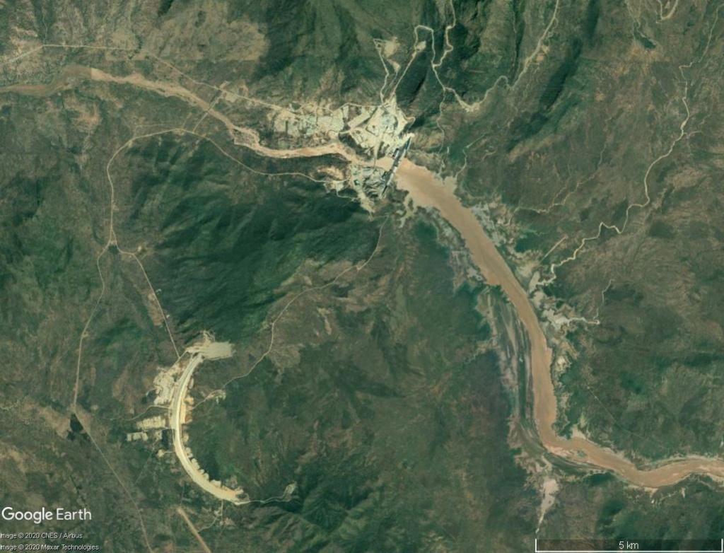 Barrage de la Renaissance (Ethiopie) : la geurre de l'eau aura-t-elle lieu avec le Soudan et l'Egypte ? Barrrr10