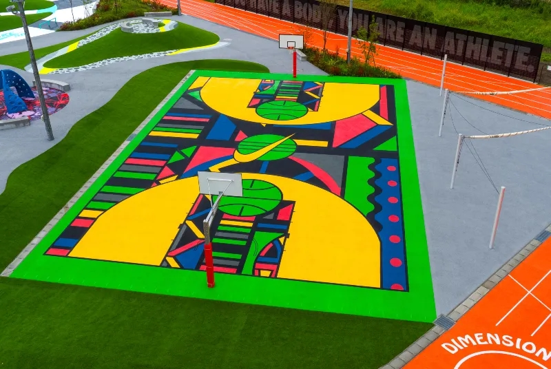 Stades d'athlétisme hors du commun - Page 3 Baske_10