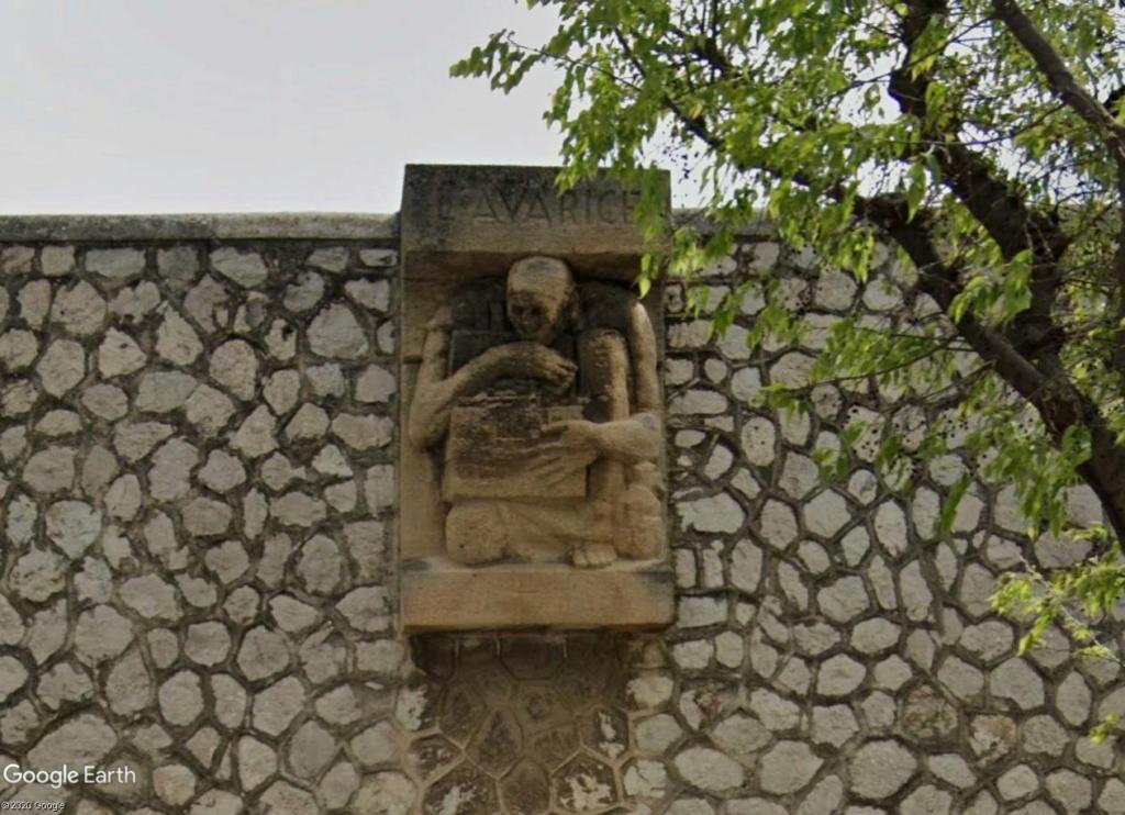 La prison des Baumettes présente les 7 péchés capitaux Baumet12