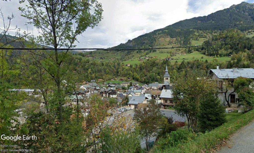 Les villages qui ont donné leur nom à un fromage (sujet touristique !) Beaufo15