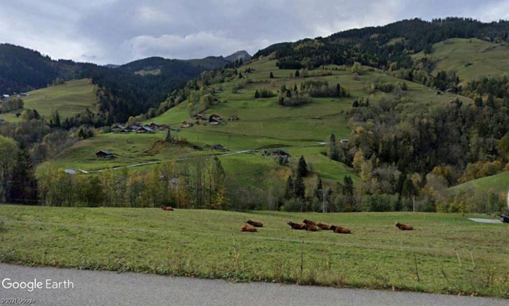 Les villages qui ont donné leur nom à un fromage (sujet touristique !) Beaufo16