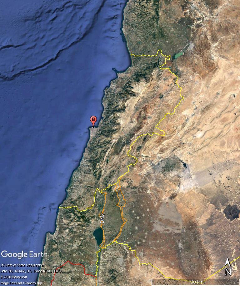 Beyrouth, 4/08/2020 Beyr110