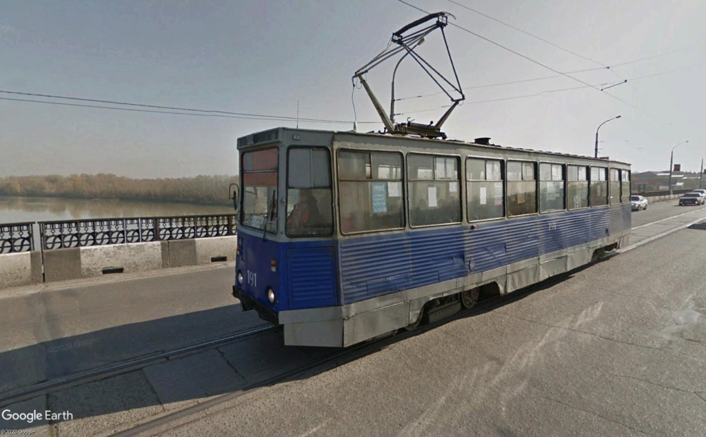 STREET VIEW : les tramways en action - Page 5 Biia10