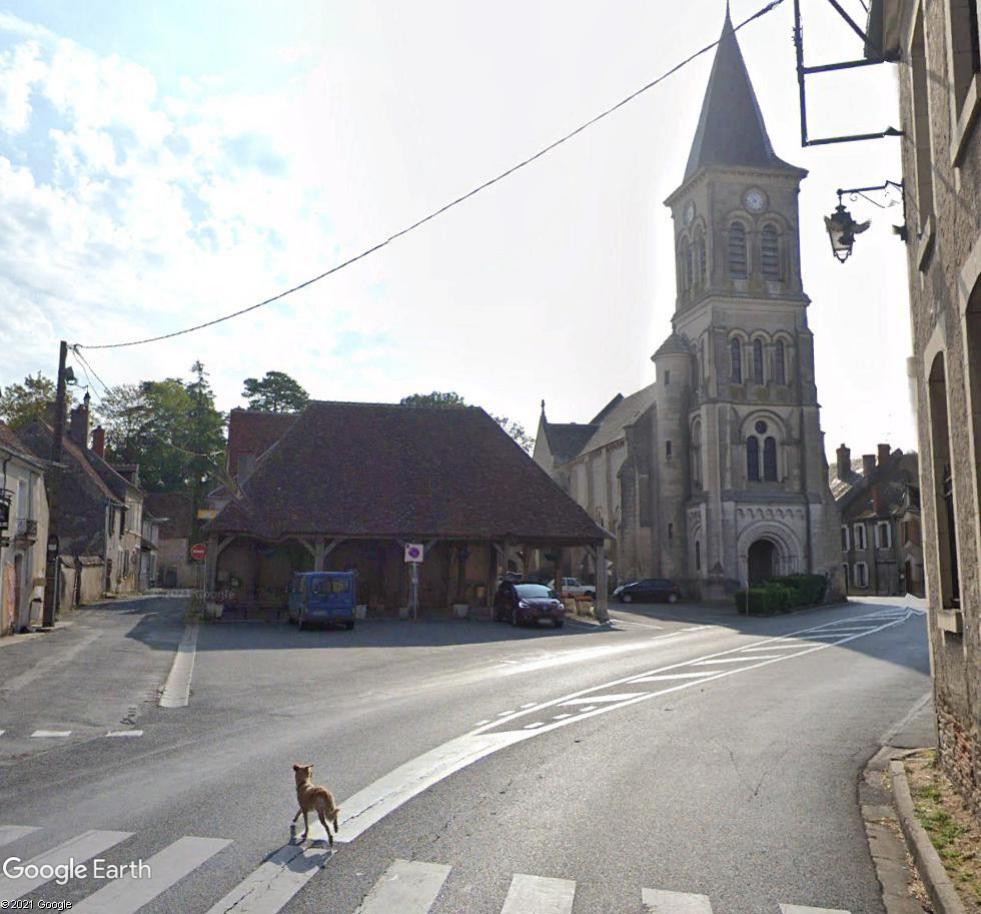 STREET VIEW : halles et marchés couverts - Page 5 Blet_j10