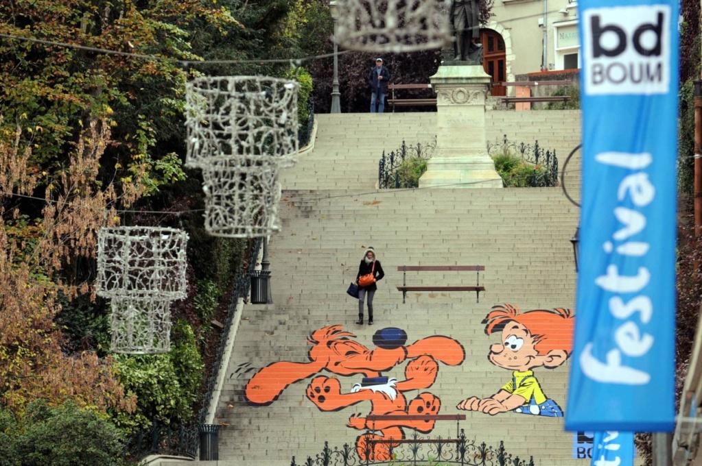 Les escaliers du monde (sujet participatif) - Page 6 Boule_10