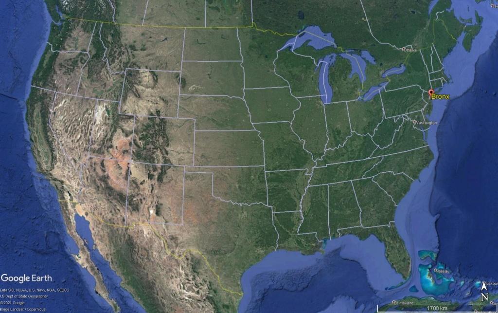 Empreintes scandinaves en Amérique du Nord Bronxw10