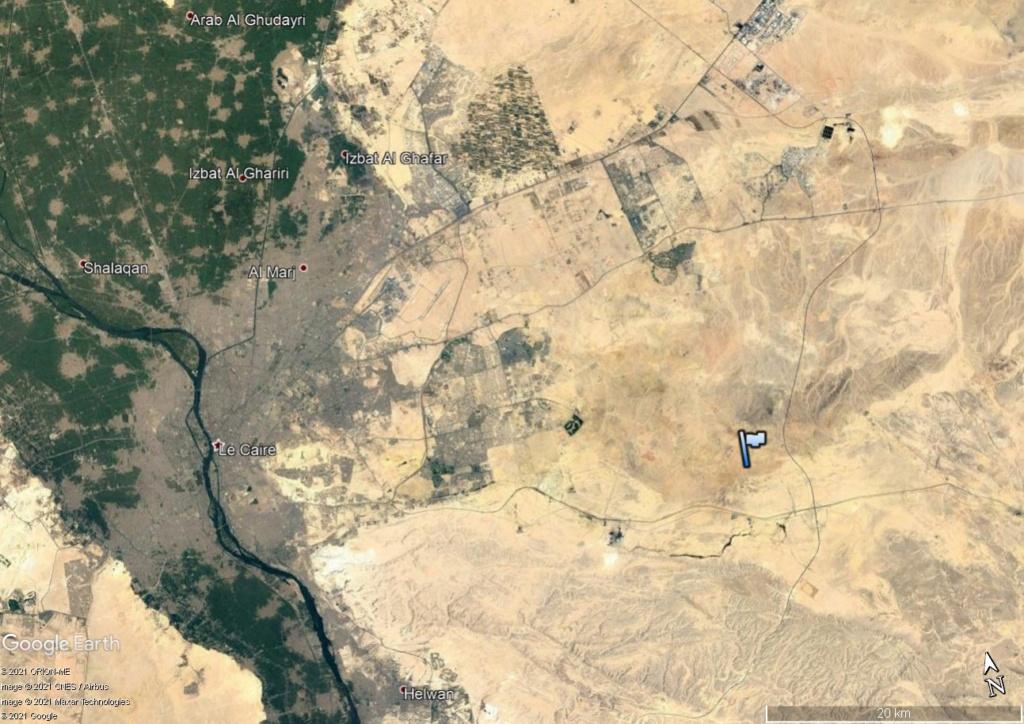 EGYPTE : la capitale ne sera bientôt plus Le Caire Caire10