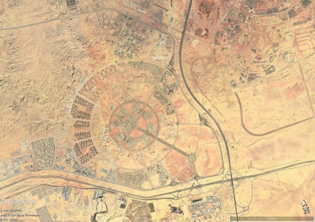 EGYPTE : la capitale ne sera bientôt plus Le Caire Caire210