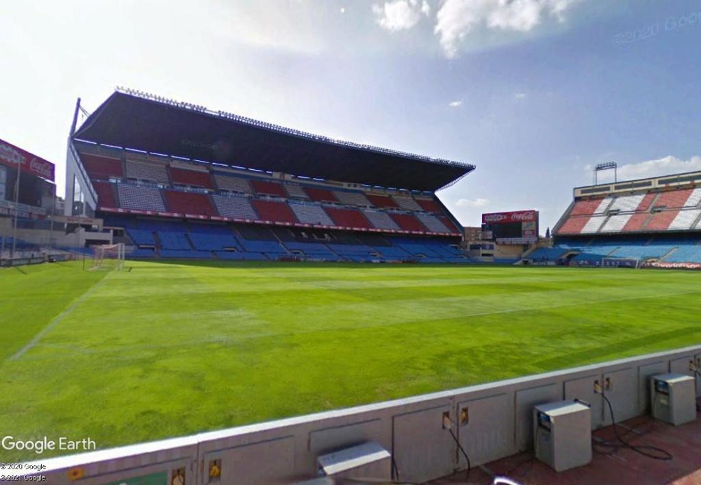Stade Vicente Calderón, Madrid : du football à la Formule 1 ? Calder13