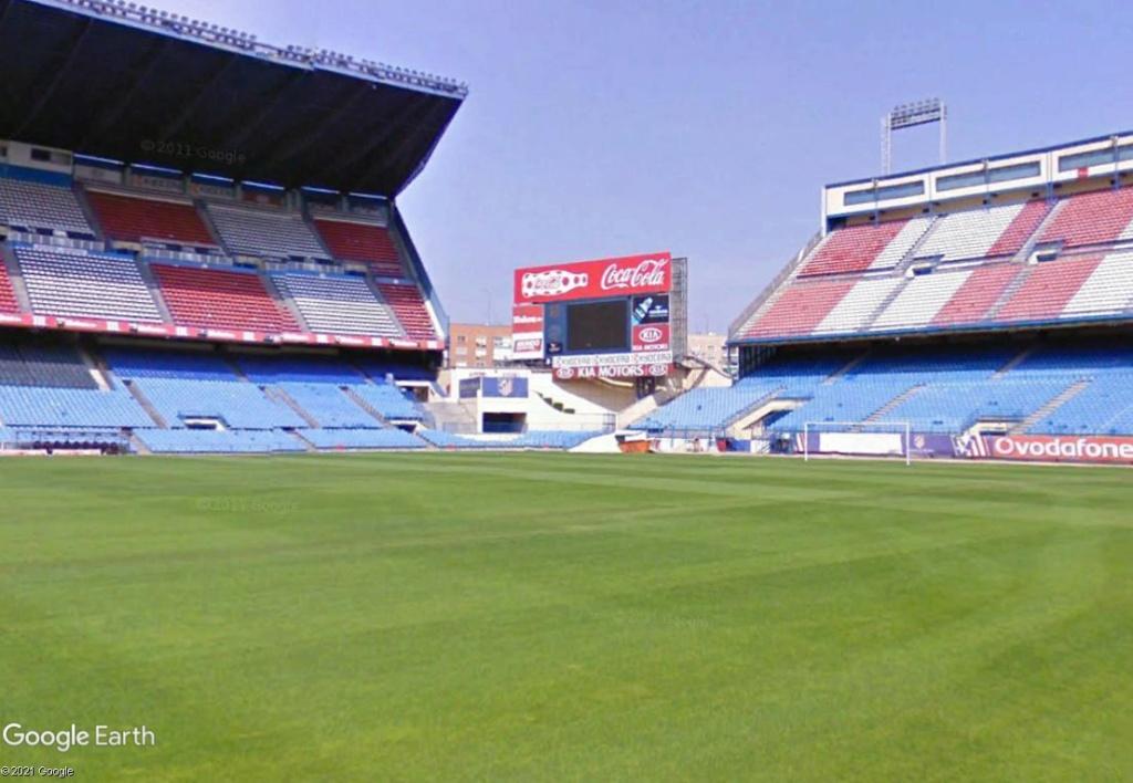 Stade Vicente Calderón, Madrid : du football à la Formule 1 ? Calder17
