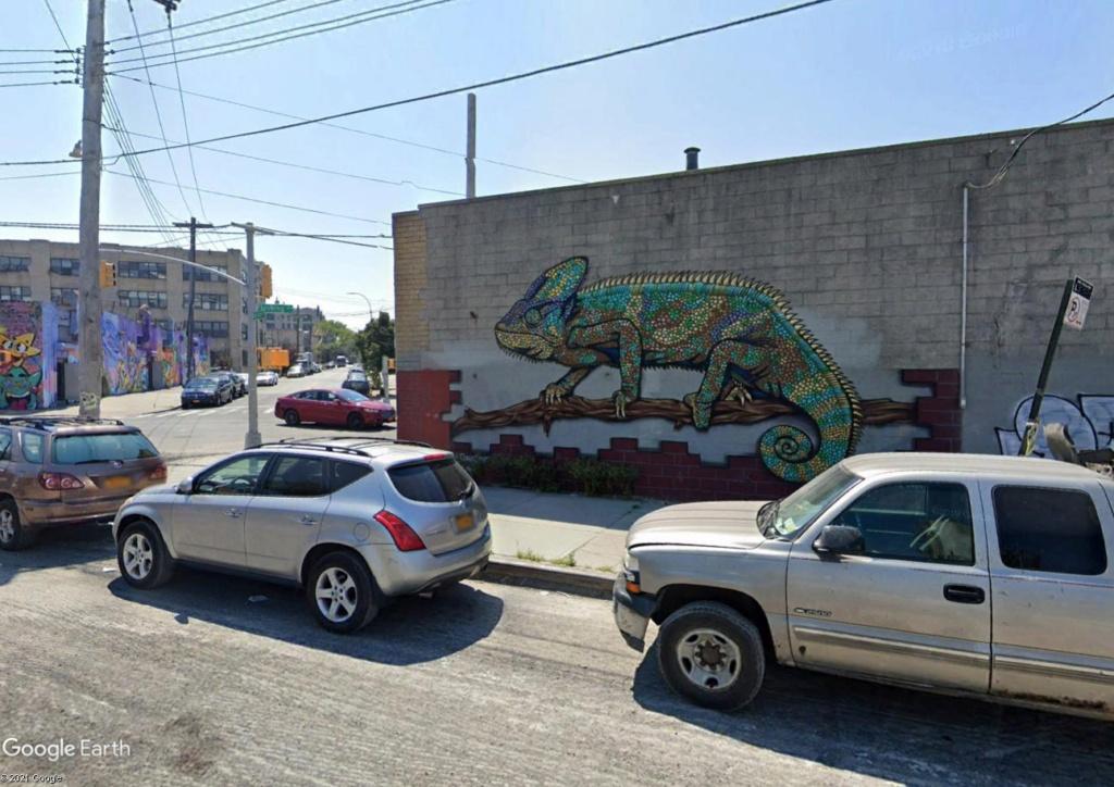 The Bushwick Collective : spot de street art à Brooklyn Cam10