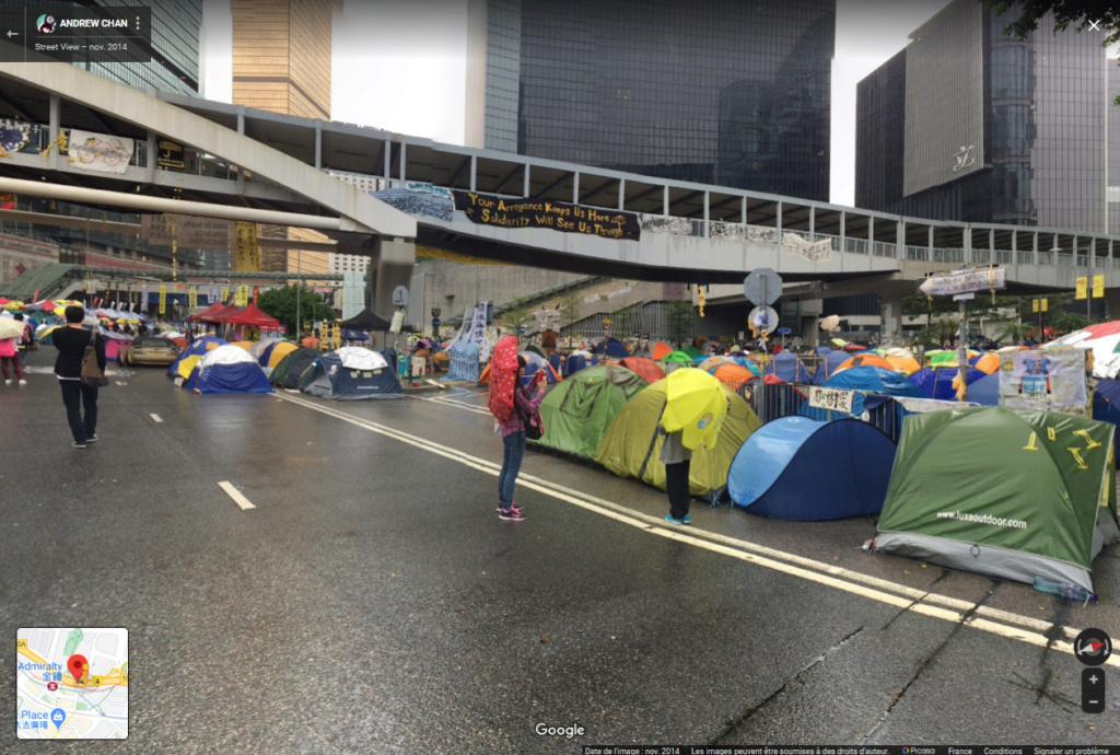 """Hong Kong à l'heure de la """"normalisation"""" : un voyage en images - Page 6 Campin11"""