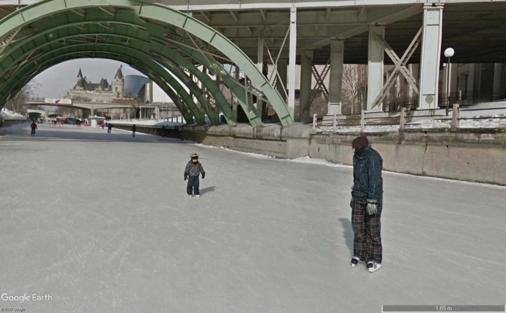 La plus grande patinoire du monde Canal410