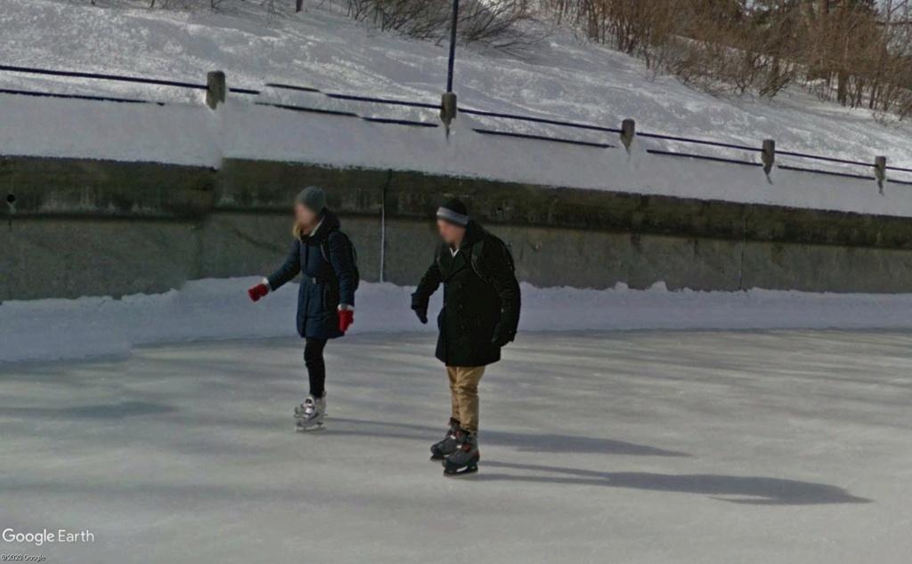 La plus grande patinoire du monde Canal510