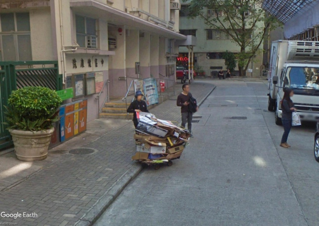 """Hong Kong à l'heure de la """"normalisation"""" : un voyage en images - Page 5 Carton11"""