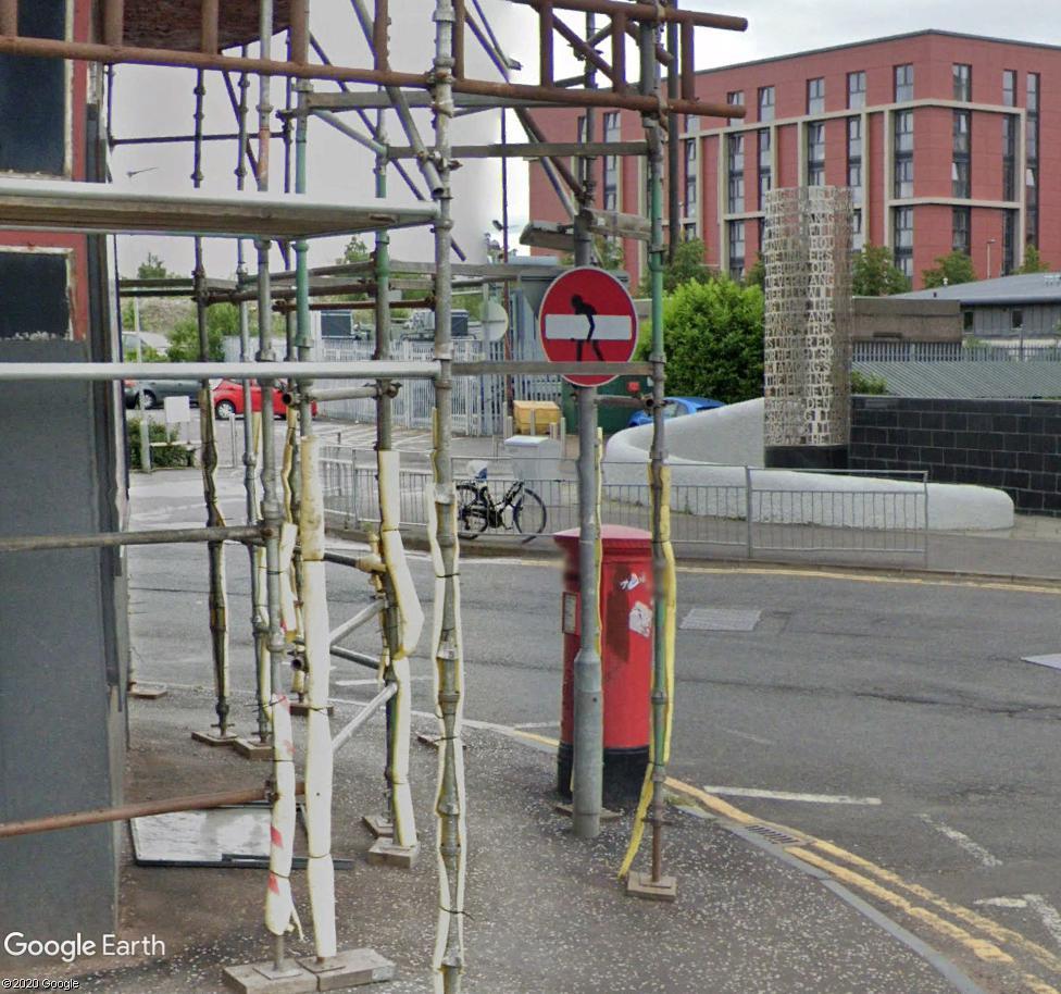 STREET VIEW : les panneaux routiers - Page 6 Chanti11