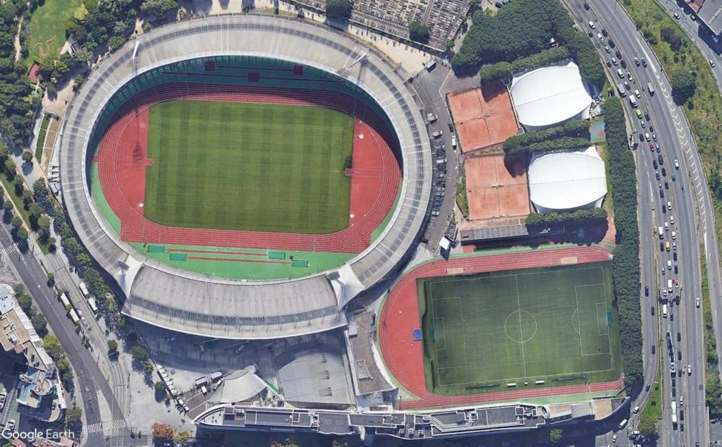 Stades d'athlétisme hors du commun Charle10