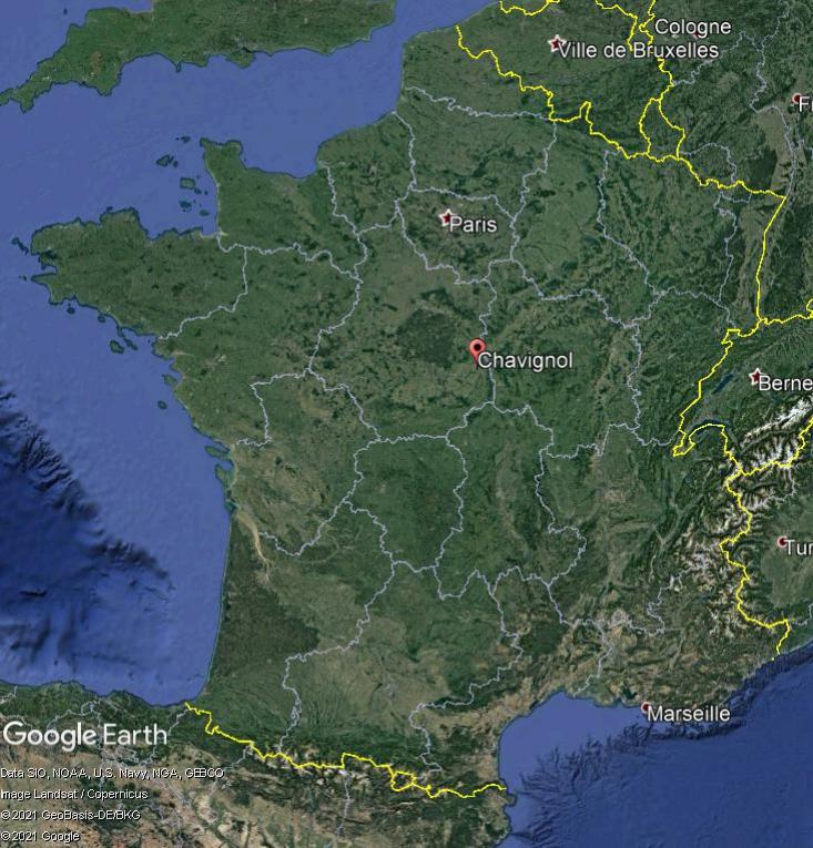 Les villages qui ont donné leur nom à un fromage (sujet touristique !) Chavig10