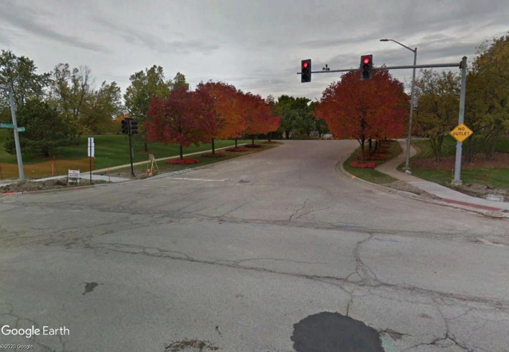 STREET VIEW : 2 sens de circulation = 2 saisons différentes vues de la Google Car ! [A la chasse !] - Page 6 Chicag14