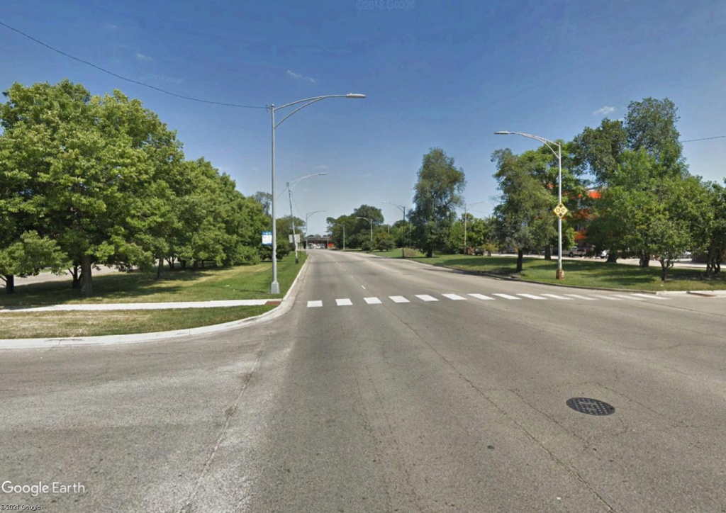 STREET VIEW : 2 sens de circulation = 2 saisons différentes vues de la Google Car ! [A la chasse !] - Page 6 Chicag16