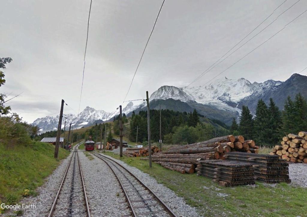 Le Tramway du Mont-Blanc : à l'assaut de la haute montagne Col_de10